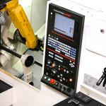 Xcelerate aangesloten op een CNC-machine