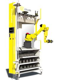 De automatiseringsoplossing van Cellro Xcelerate