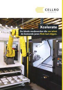 Xcelerate Folder NL voorkant