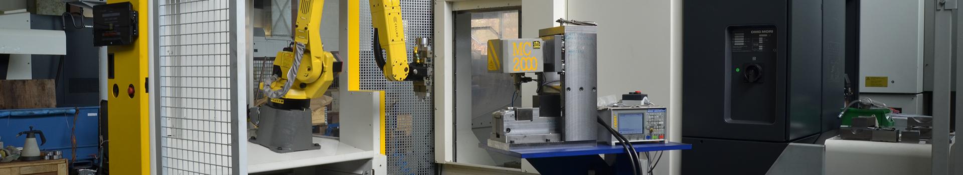DMG Mori CNC Machine met Cellro Xcelerate