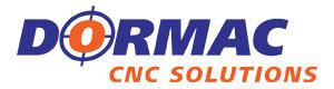Logo Dormac CNC Solutions