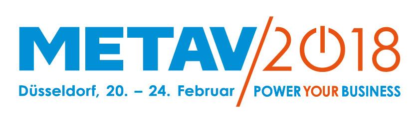 METAV 2018 logo