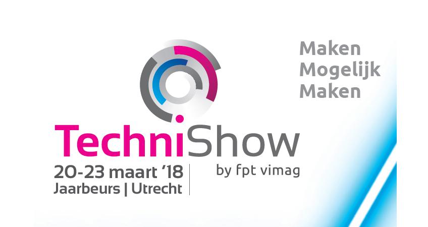 TechniShow 2018 logo
