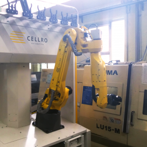Cellro Xcelerate on Okuma CNC