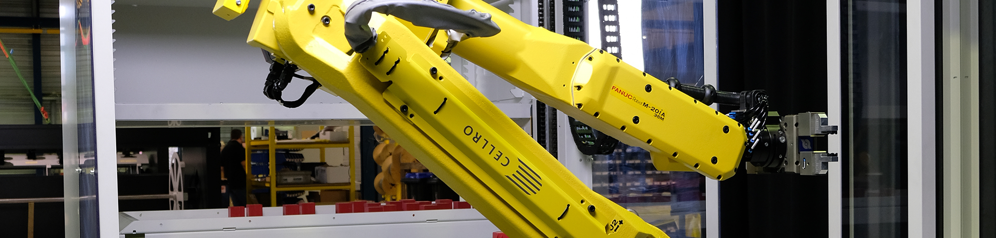 Header impact robotautomatisering