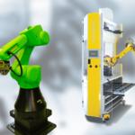 Cobots versus beladingsrobots