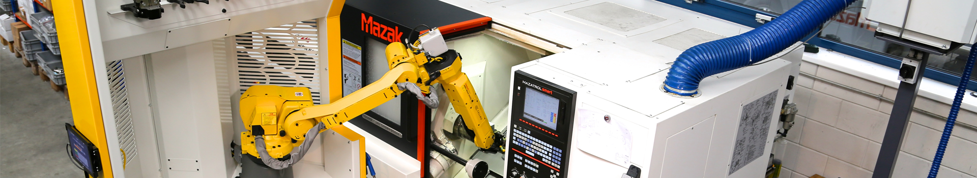 Automation of a Mazak | Cellro com | Xcelerate | Automation