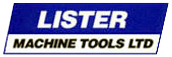 Lister machine tools NI logo