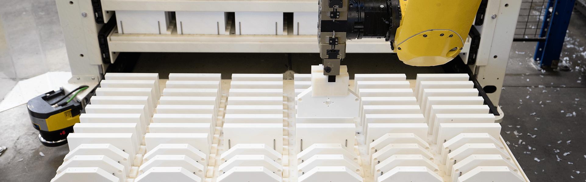 Cellro automatisering met hardware